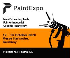 PaintExpo 2020 Sturm Holding GmbH